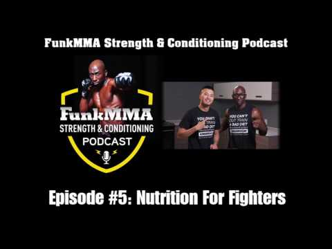 Nutrition for Fighters - Diet and Nutrition for MMA