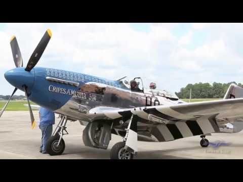 North American P-51D - Flight Of The Day!