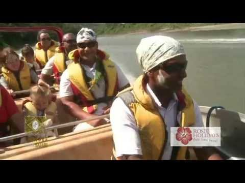 Sigatoka River Safari - River Jet Boat Cruise Fiji