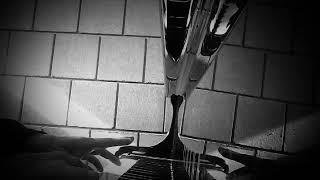 Josey Todd - Piano Improv ( Black and White Version)