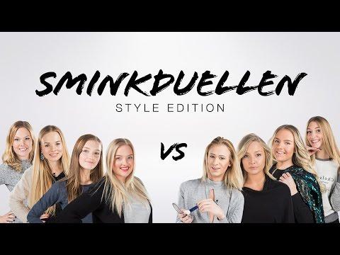 Sminkduellen - Style Edition   Rock'n'roll
