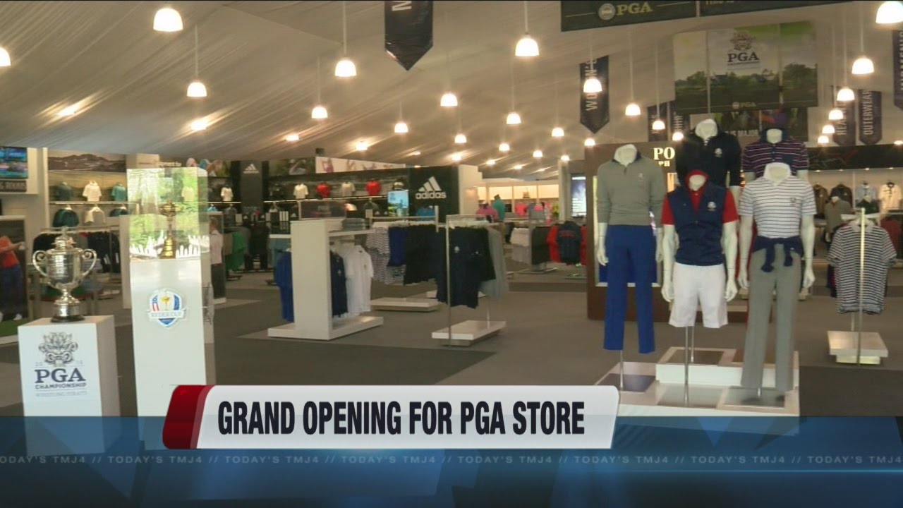 PGA golf store hosts grand opening this weekend   YouTube PGA golf store hosts grand opening this weekend