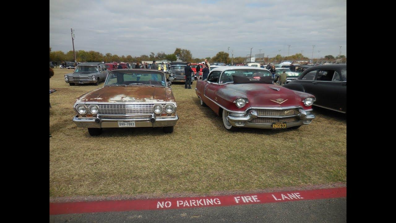 1956 56 OLDSMOBILE 88 Parking Sign