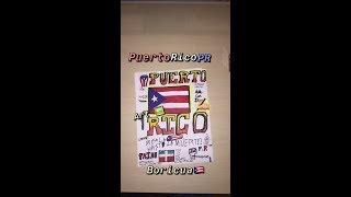 NATIONAL PUERTO RICAN DAY 2019! Art Video, Art of PR!