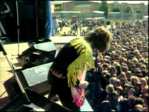 Twisted Sister    at Reading Festival 1982