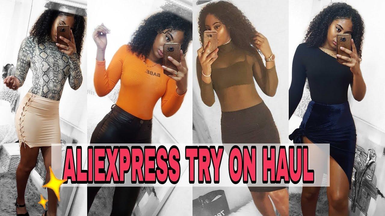 BAD & BOUJEE ON A BUDGET | ALIEXPRESS TRY-ON HAUL #2 | BEAUTYBYKEYSH