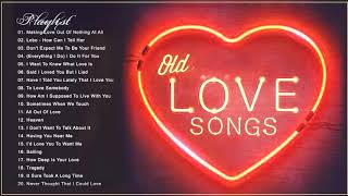 Download lagu Best Love Songs 70's 80's 90's Playlist - Romantic Love Songs Ever - Greatest Love Songs Of All Time