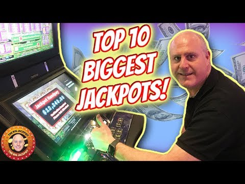 ✦ TOP 10 BIGGEST JACKPOT$ ✦ January 2019 Best Slot Handpay Compilation 🎰- The Big Jackpot - 동영상