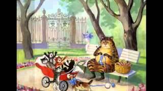 коты санкт петербурга