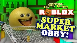 Roblox: Escape SUPER MARKET OBBY! [Grapefruit Plays]