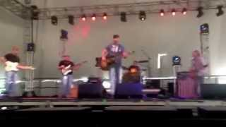 Trey Hawkins Band - Waylon Medley - Thunder on the Mountain - June 8, 2013