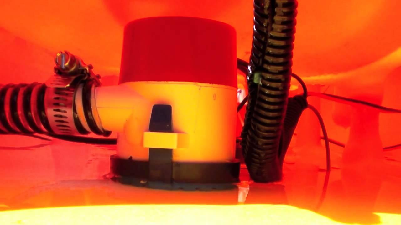 Electric Bilge Pump Wiring Diagram