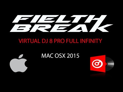 mac virtual dj 8 crack 2015