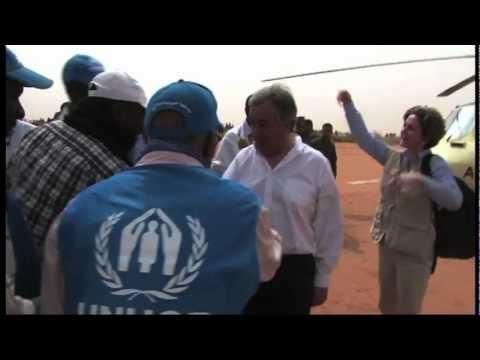 Mauritania : A Desert Visit