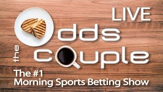 SBR's Odds Couple | Thursday's Best on The Boards