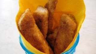 Recipes for Children: How to Make Fish Sticks for Kids - Weelicious