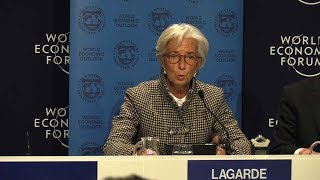 Global cooperation crucial for solutions to shared problems, says IMF chief