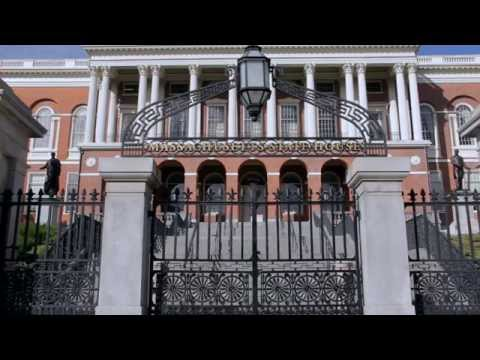 Boston History in a Minute: Massachusetts State House