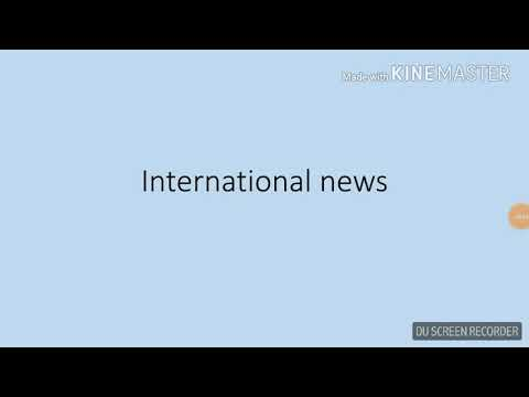 International current news - ISA and Angola new president important for UPSC,PSC,ssc and banking