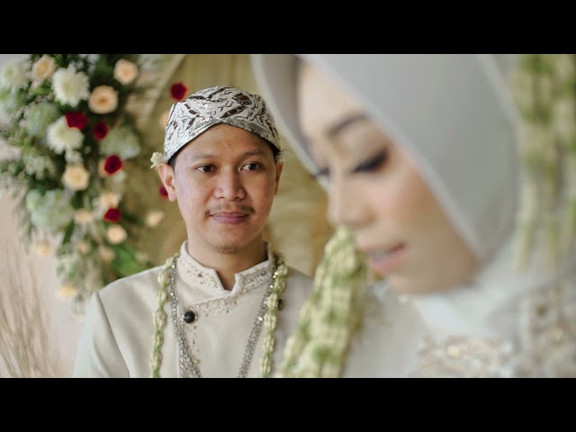 Romantic Cinematic Wedding Clip Of Dita & Firman by Paradise Photography