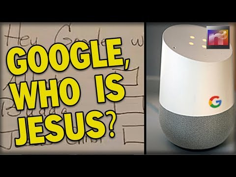 Google Home's Default Response About Jesus Is a Horrifying Glimpse Into Organization
