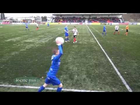 14 RFC Liège - ASV Geel 3-0 Résumé et ITV