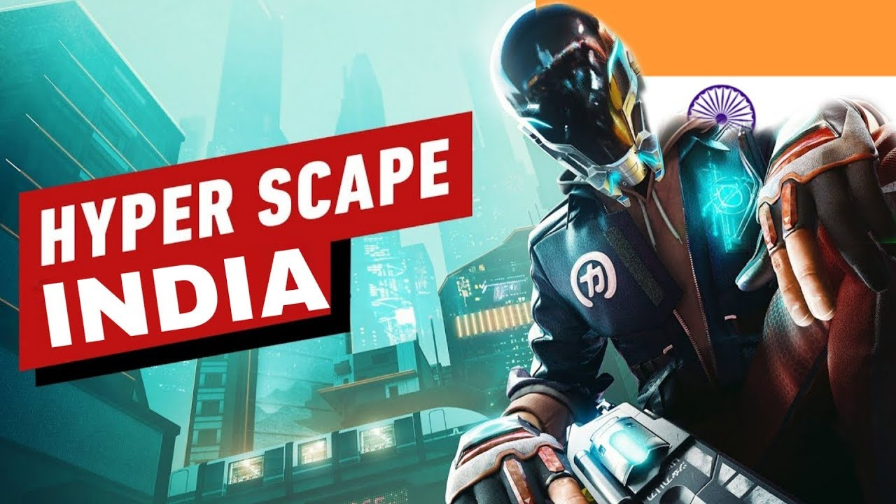 Hyperscape Live India Hyper Scape Gameplay Live In