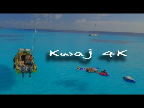 Pacific Islands by Drone: Bigej 4k