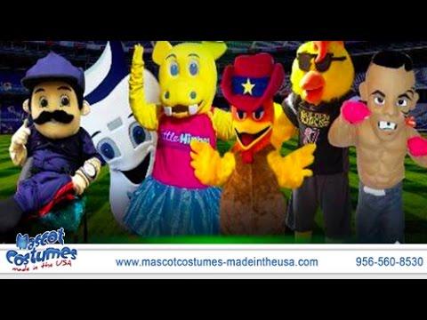 Mascot Costumes - Custom Mascot Costumes