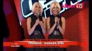 O ses Turkiye Azeri ekizler