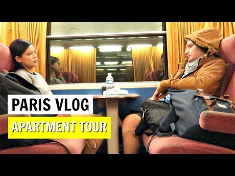 PARIS APARTMENT TOUR (AirBnB)   NYEMIL BON CABE DI KERETA    MattHera