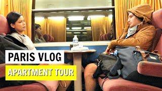 Gambar cover PARIS APARTMENT TOUR (AirBnB) | NYEMIL BON CABE DI KERETA |  MattHera