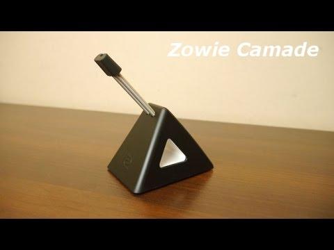 zowie camade  Zowie Camade - Mouse Bungee Recenzja - YouTube