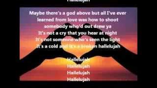 Hallelujah (Alexandra Burke) Cover (Anna) + Lyrics
