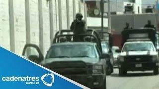 Recapturan a 6 reos luego de fuga en penal de Tulancingo, Hidalgo; custodio facilitó huída