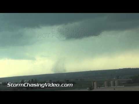 5/7/2014 Platteville, CO Severe Storm & Landspout