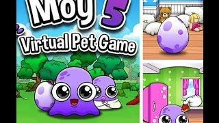 Video Moy 5 Virtual Pet Game - Android Gameplay HD download MP3, 3GP, MP4, WEBM, AVI, FLV Desember 2017