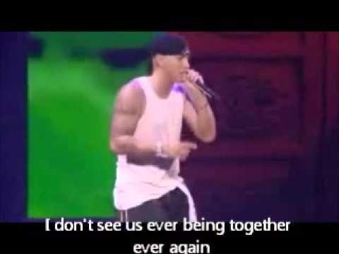 Mockingbird-Eminem-live NY-video and lyrics-letra