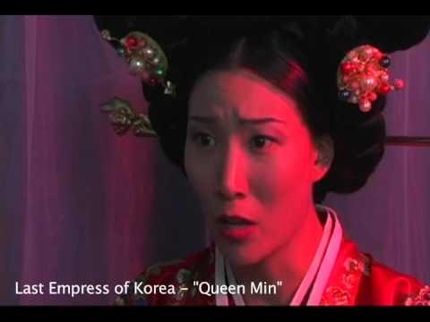 Last Empress of Korea - Queen Min