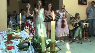Наша свадьба.2 часть.(17.07.2011г.)
