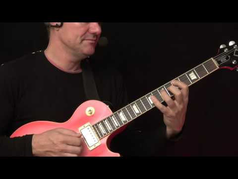 Tush ( ZZ Top ) - Guitar Lesson