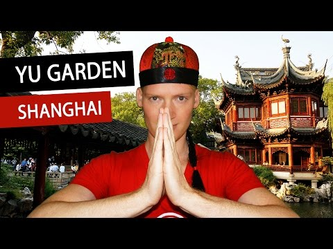 Yu Garden - Peace in Shanghai