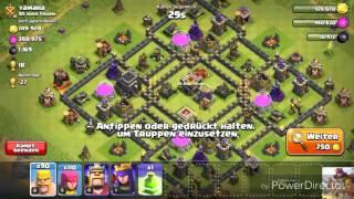 Clash of clans 001# Erstes Video / FreestyleZocker 96