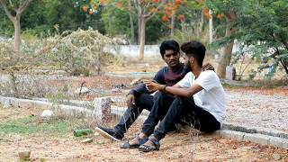 Gayam chesesave break up song by: palamaner boys