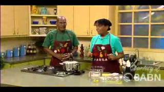 3abn: How To Make Spicy Black Eyed Peas And Tomato Soup Recipe Video