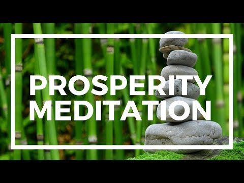Prosperity Guided Meditation! ~Redirect Your Mind For Abundance! (Use Every Week!)