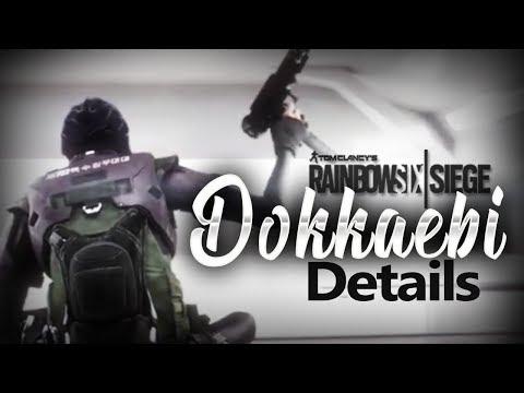 EXCLUSIVE DOKKAEBI Gameplay & Breakdown - Rainbow Six Siege