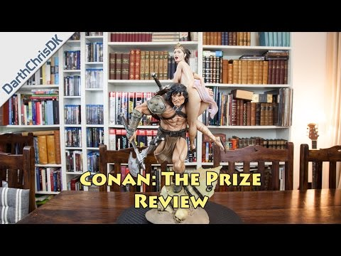 Review: Conan - The Prize Polystone Diorama (Sideshow Collectibles)