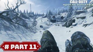 Call Of Duty Modern Warfare 2 Remastered Walkthrough Gameplay Part 11  Intro  Campaign Cod Mw 2 R