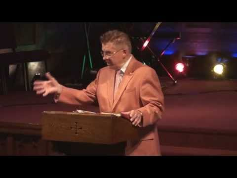 Pastor Sherwood Vegsund - Catching away of the church - Part 1